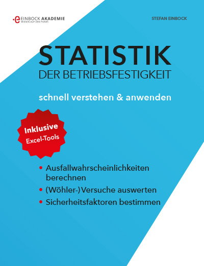 Buch zur Statistik der Betriebsfestigkeit